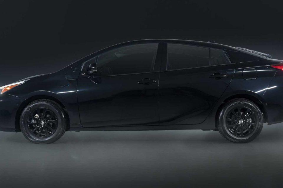 Toyota Prius Hybrid Night Shade Model 2022