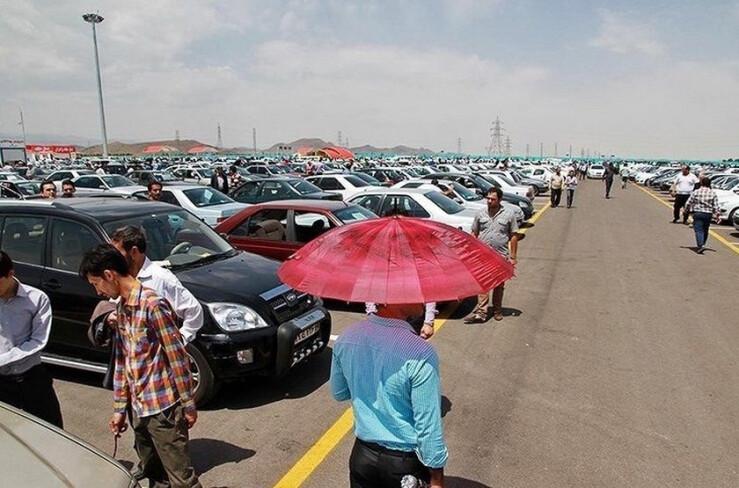 بازار سرد و ساکن خودرو در تابستان داغ!