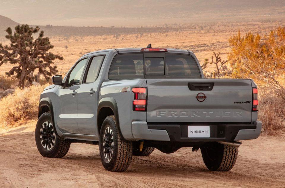 Release details of Nissan Frontier model 2022