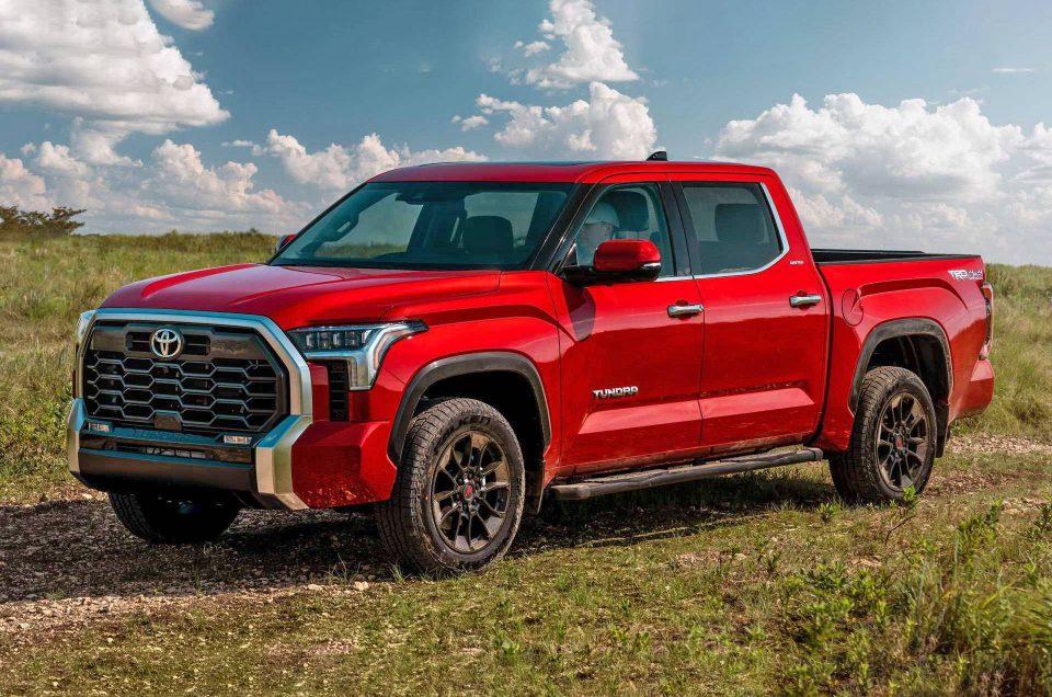 Toyota unveils Tundra 2022 van with hybrid engine